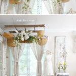 cestini fiori scale