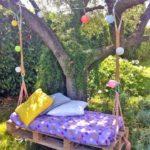 altalena giardino