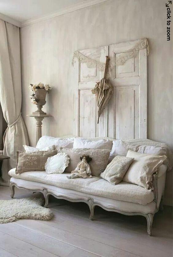 divano stile impero