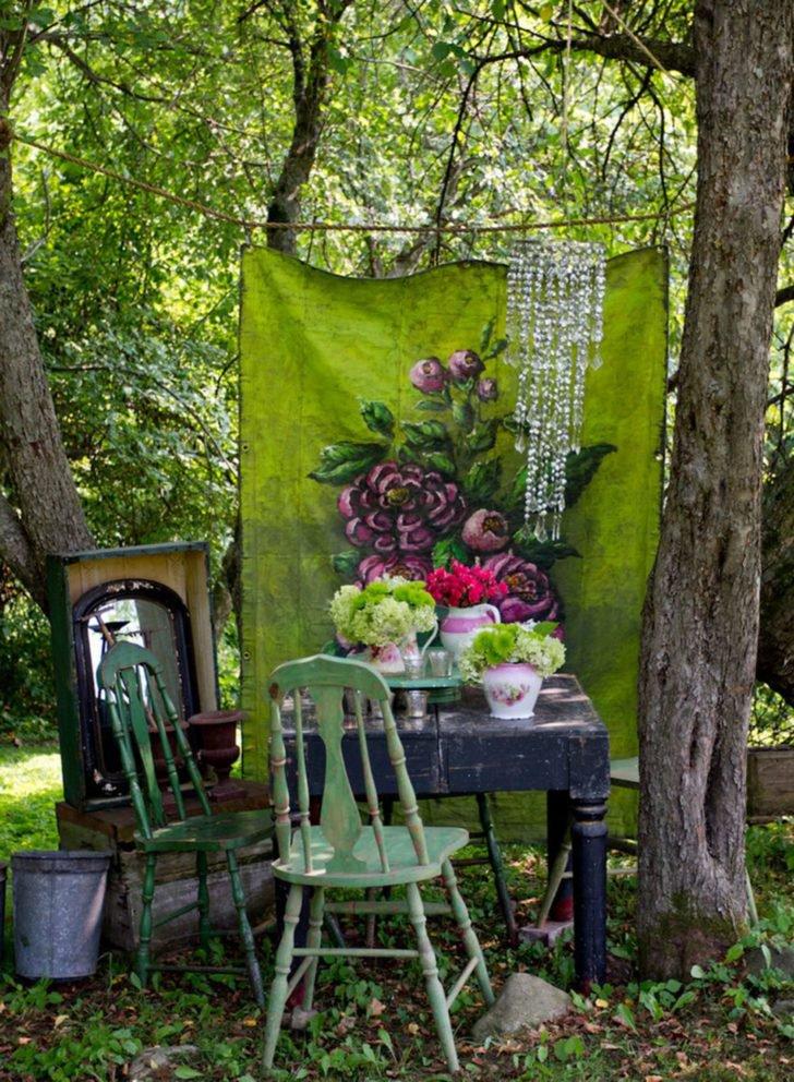 giardino tavolino