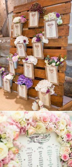 pallet fiori matrimonio