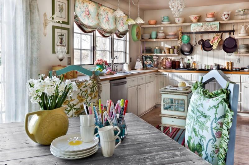 Rinnovare gli interni in stile shabby chic: qualche consiglio per