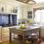 cucina country stile francese