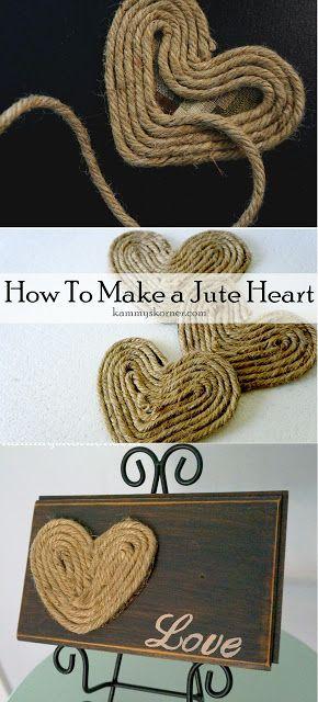 cuore lavagna corda
