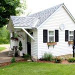 esterno garage casa