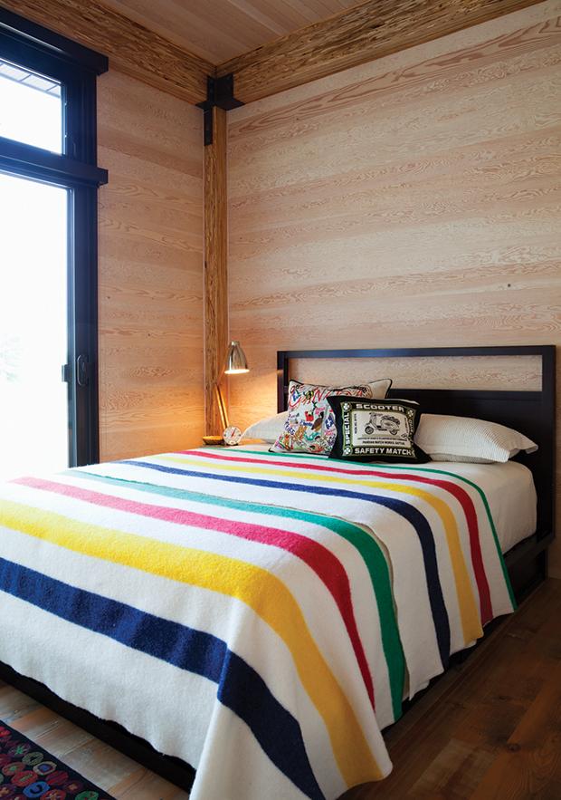 camera da letto cottage