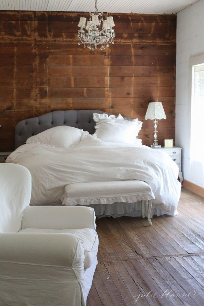 Camere Da Letto Country Chic.Alla Scoperta Del Bed And Breakfast Shabby Chic Di Rachel Ashwell