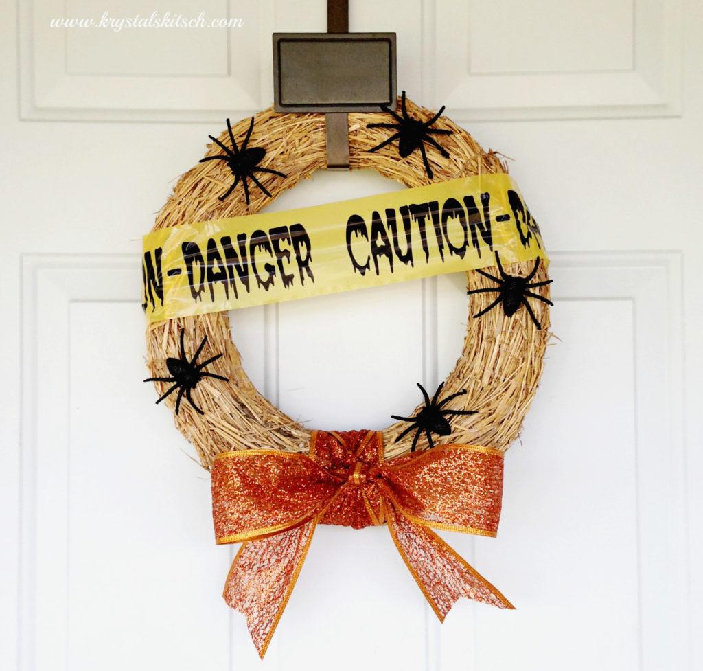 halloween ghirlanda