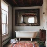 bagno specchio parete
