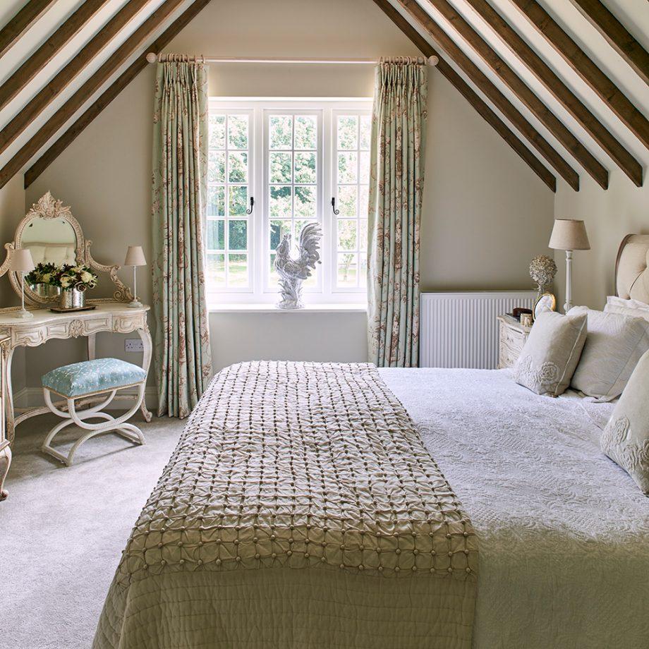 Camera da letto: idee per un arredamento country - Arredamento ...