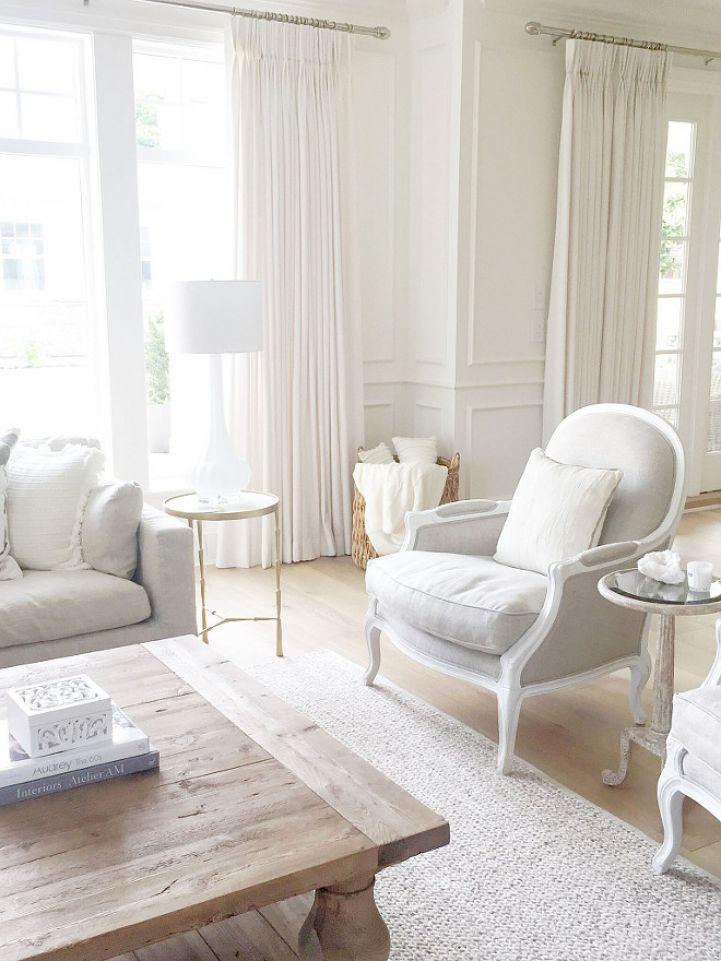 salotto bianco
