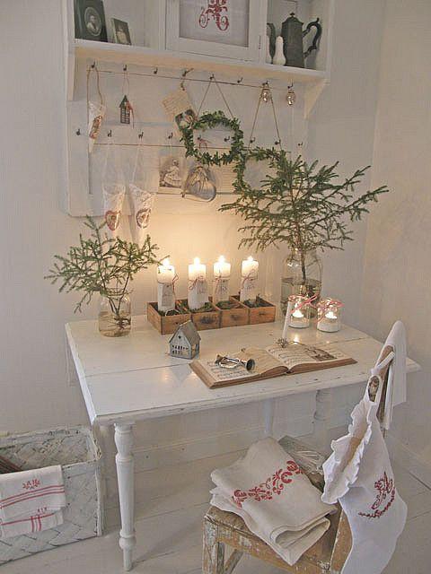 candele natalizie 3