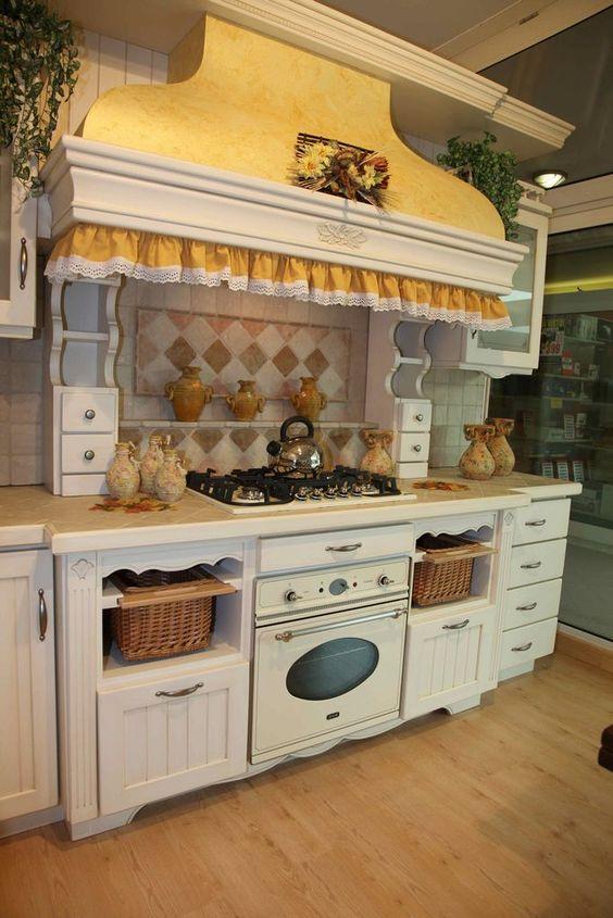 Cucina: ecco 6 meravigliose idee per arredarla in stile ...