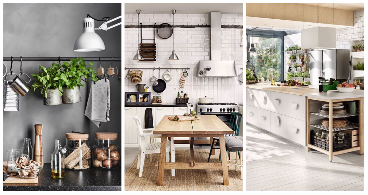 Beautiful cucine country ikea ideas home design joygree.info