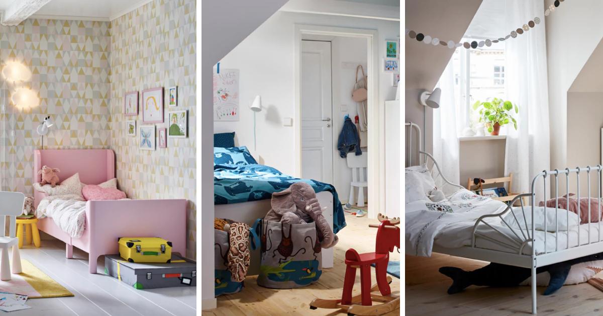 11 Consigli Da Ikea Per Arredare La Cameretta Dei Bambini Nel