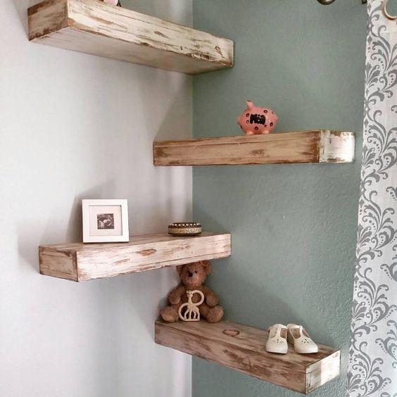 camera-da-letto-fai-da-te-2-mensole-legno-grezzo - Arredamento ...